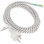 Kabel zasilający do żelazka 2.7m Krups (DJX-M6-ZL2D-7H8)