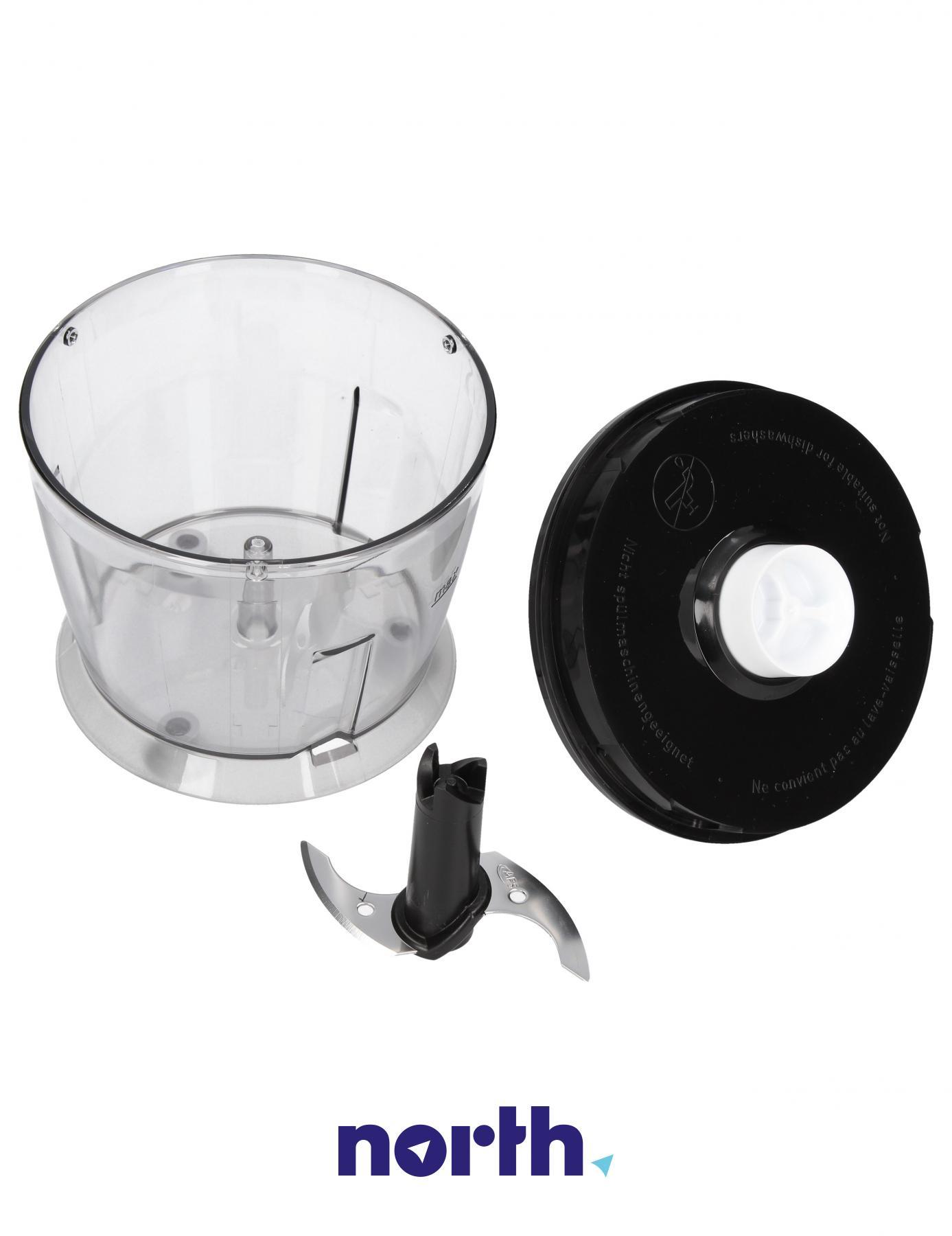 Rozdrabniacz kompletny do blendera ręcznego Bosch