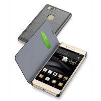 Pokrowiec   Etui Flip Cover do smartfona CELLULAR LINE Huawei P9 Lite 37469 (czarne)