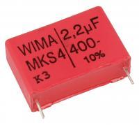 2.2uF | 400V Kondensator impulsowy MKS4 WIMA
