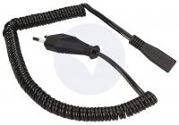 Przewód | Kabel zasilający spiralny do golarki Braun