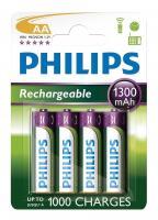 R6 Akumulator AA 1.2V 1300mAh Philips (4szt.)