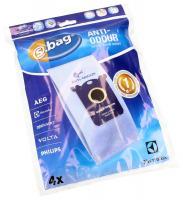 Worek S-Bag E203 do odkurzacza 4szt. 9001660076 - Anti-Odour