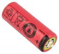 Akumulator 3.7V 1300mAh do depilatora 81377206