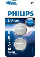 CR2025 | DL2025 | Bateria litowa 3V 150mAh Philips (2szt.)