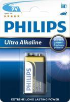 6F22   6LR61   Bateria alkaliczna 9V Philips (1szt.)