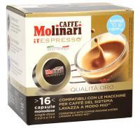 Kawa (kapsułki) A Modo Mio z kawą Qualita Oro 16szt. do ekspresu do kawy Lavazza