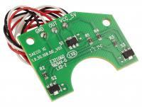 Płytka | Płytka sterujący przycisków panelu sterowania do ekspresu do kawy Saeco 996530004425