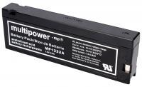 MP1222A Akumulator UPS 12V 2200mAh Multipower (1szt.)