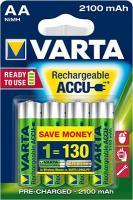 R6 Akumulator AA 1.2V 2100mAh Varta (20szt.)