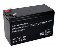 MP7,212B Akumulator UPS 12V 7200mAh Multipower (1szt.)