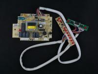 Moduł sterujący skonfigurowany do zmywarki Candy 49008092