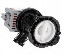 Pompa odpływowa kompletna (C00145315) do pralki Indesit/Hotpoint 482000022995