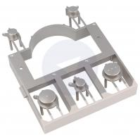 Zestaw | Zespół przycisków panelu sterowania do mikrofalówki JBTNB374WRTZ
