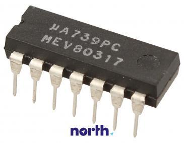 UA739 Układ scalony IC