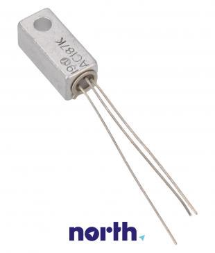 AC187K Tranzystor TO-1 (npn) 15V 2A 1MHz