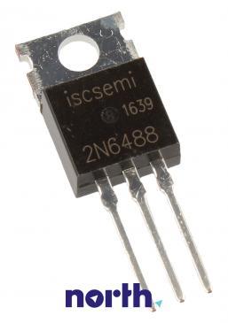 2N6488 Tranzystor TO-220AB (npn) 80V 15A 5MHz