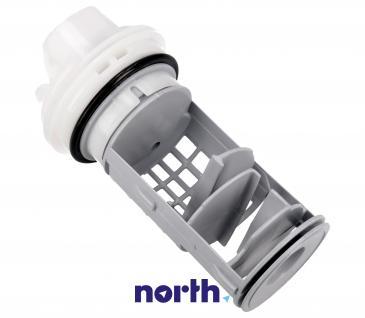 Filtr pompy odpływowej do pralki Electrolux 1327658108