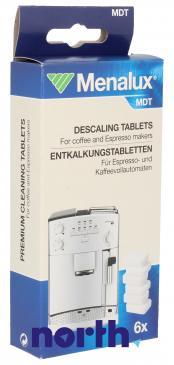 Odkamieniacz MDT do ekspresu do kawy Electrolux 9001666719 6szt.