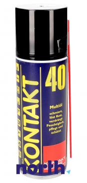 Preparat zabezpieczający 40-KONTAKT do elektroniki Kontakt Chemie 40KONTAKT 200ml