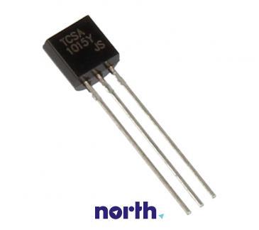 2SA1015 Tranzystor TO-92 (pnp) 50V 0.15A 80MHz