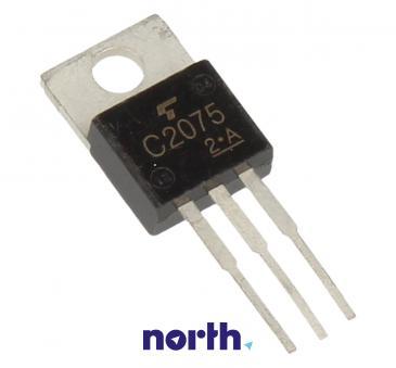 2SC2075 Tranzystor TO-220 (npn) 80V 4A 100MHz