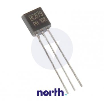 BC879 Tranzystor TO-92 (npn) 80V 1A 200MHz