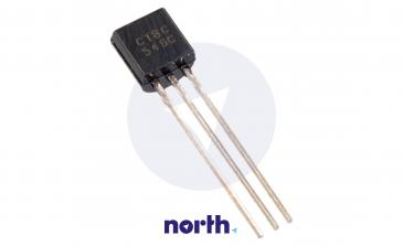 BC546C Tranzystor TO-92 (npn) 65V 100A 300MHz