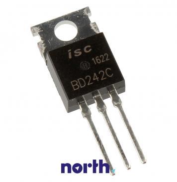 BD242C Tranzystor TO-220 (pnp) 100V 3A 3MHz