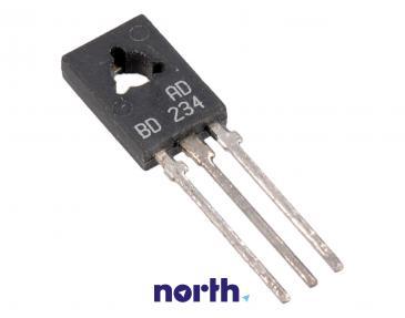 BD234 Tranzystor TO-126 (pnp) 45V 2A 3MHz
