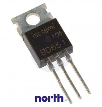 BD651 Tranzystor TO-220 (npn) 120V 8A 2MHz