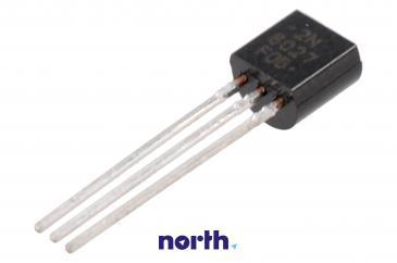2N6027 Tranzystor TO-92 40V 150mA 25000000Hz