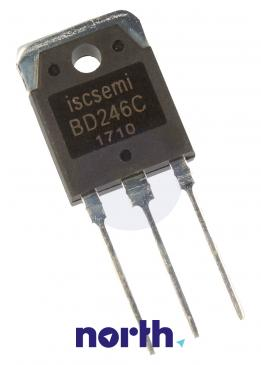 BD246C Tranzystor TO-3P (pnp) 100V 10A 1MHz