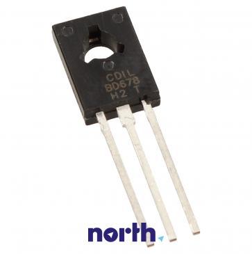 BD678 Tranzystor TO-126 (pnp) 60V 4A 3MHz
