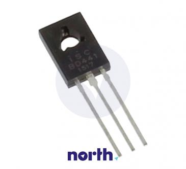 BD441 Tranzystor TO-126 (npn) 80V 4A 3MHz