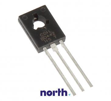 BD442 Tranzystor TO-126 (pnp) 80V 4A 3MHz