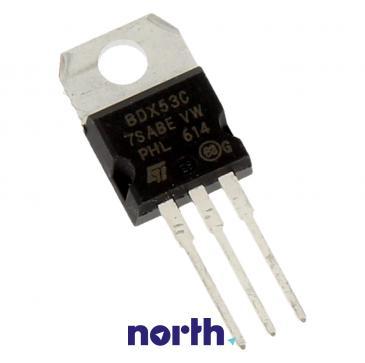 BDX53C Tranzystor TO-220 (npn) 100V 8A 1MHz