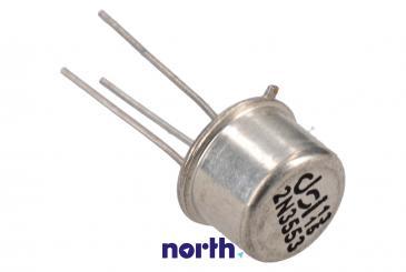 2N3553 Tranzystor TO-39 (npn) 40V 1A 500MHz