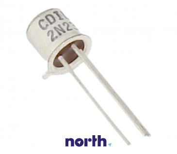 2N2369 Tranzystor TO-46 (npn) 12V 200mA