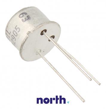 2N2905 Tranzystor TO-39 (pnp) 40V 600mA 200MHz