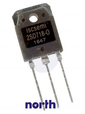 2SD718 Tranzystor TO-3P (npn) 120V 8A 10000000Hz