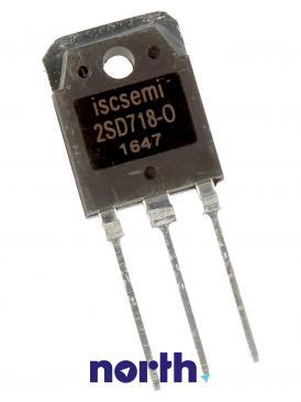 2SD718 Tranzystor TO-3P (npn) 120V 8A 10MHz