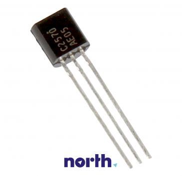 2SC2570A Tranzystor TO-92 (npn) 12V 0.07A 5GHz