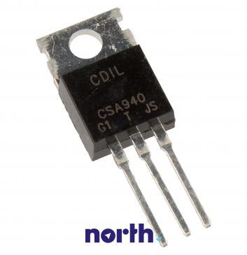 2SA940 Tranzystor TO-220 (pnp) 150V 1.5A 4MHz