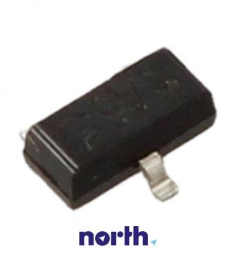 BC847C Tranzystor SMD SOT-23 (npn) 45V 0.1A 100MHz