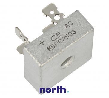 KBPC2508 Mostek prostowniczy 800V 25A
