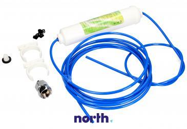 Filtr wody z wężykiem i zestawem mocowań do lodówki Arcelik 4346650800