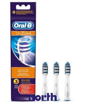 Szczoteczka | Końcówka EB30-3 TriZone do szczoteczki do zębów 3szt. Oral-B 80217891