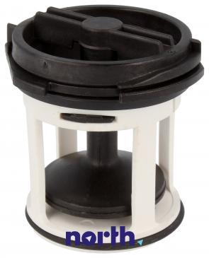 Filtr pompy odpływowej do pralki Whirlpool 481948058106