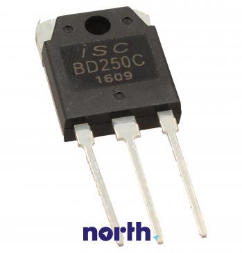 BD250C Tranzystor TO-247 (pnp) 45V 25A 3MHz